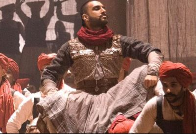 This new actor did Ranveer Singh's famous 'Malhari' dance