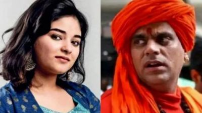 Swami Chakrapani says this on Zaira Quitting Bollywood