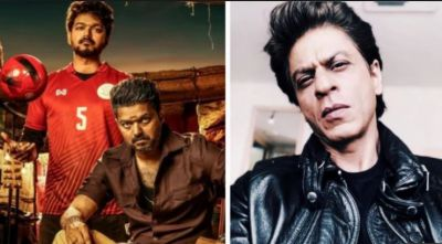 After failure of zero, Shah Rukh will appear in South's film