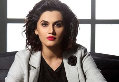 This female cricketer's biopic will be portrayed by Tapsee Pannu!