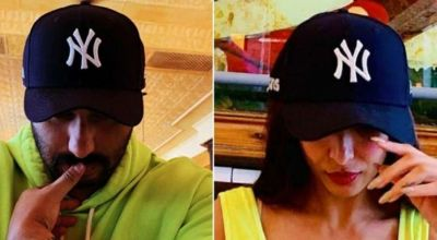 Malaika-Arjun's cap look trends on social media, the actor asked the fans...