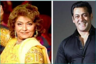 Saroj Khan's daughter revealed