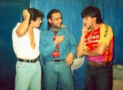 Gulshan Grover shares an old photo with these stars