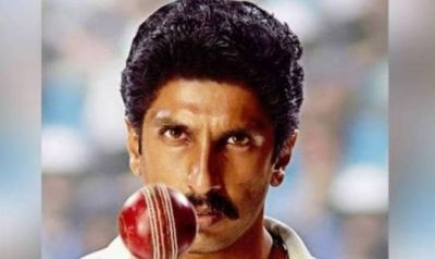 Ranveer in '83' looked like Kapil Dev
