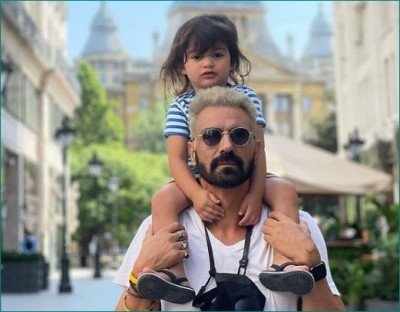 Arjun Rampal arrives in Budapest to shoot for Dhaakad