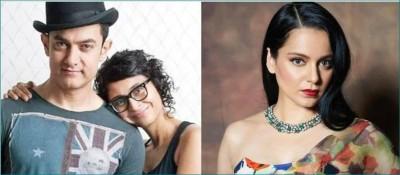 Kangana Ranaut Reacts to Aamir Khan-Kiran Rao's Divorce