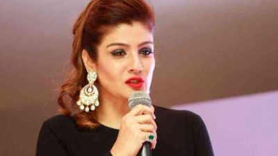 Raveena Shares Behind The Scene Footage of 'Sheher Ki Ladki'