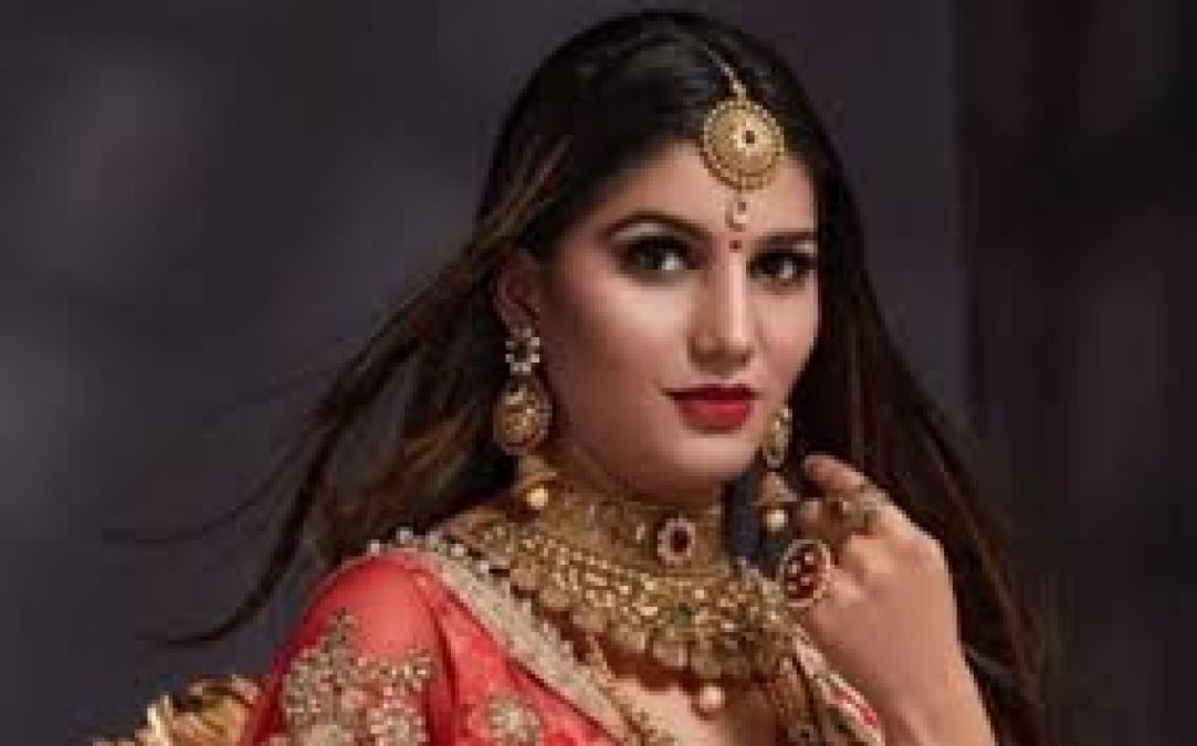 Sapna Chaudhary's new video makes her fans go crazy!
