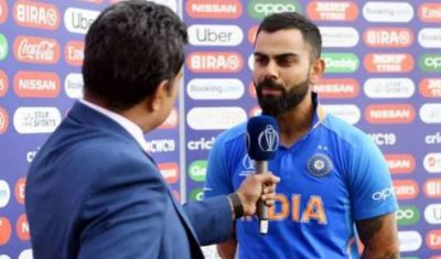 World cup 2019: Kohli gave this big statement as India tops the point table