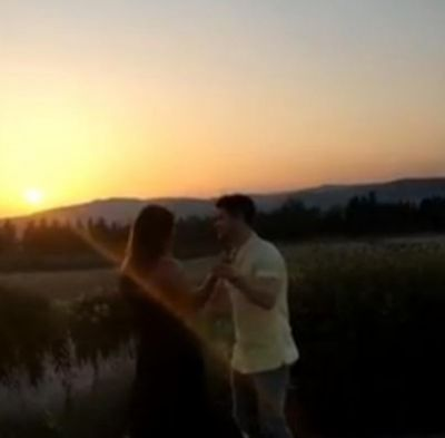 रोमांटिक डांस में मदहोश हुए निक-प्रियंका, वायरल हो रहा वीडियो