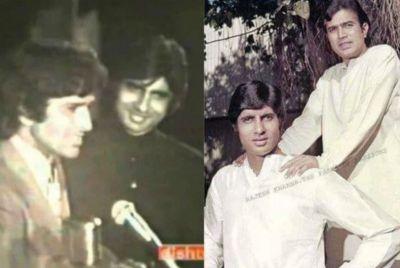 Amitabh Recalls Shashi Kapoor And Rajesh Khanna, Shares Old Photos