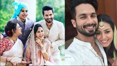 Four years of Shahid-Mira's wedding, the duo shares romantic photos!