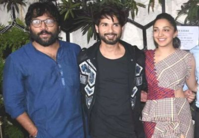 'Slap in love...' Kabir Singh's director stranded statement, now is giving answers!