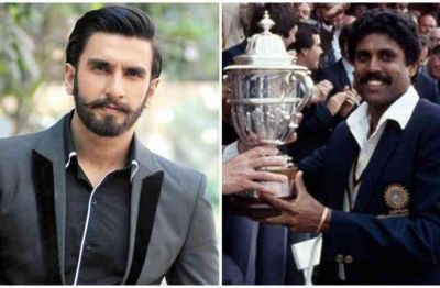 Is Kapil Dev to be seen in Ranveer Singh's biopic? know the truth