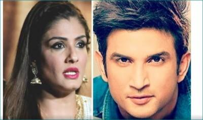 Raveena Tandon angry with the blame game after Sushant's death