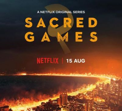 Finally here's Gaitonde... Sacred Games 2, See its Steamy Trailer!