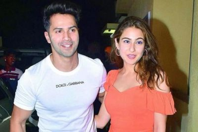 Varun-Sara to recreate this famous song of Coolie No.1!