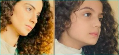 Kangana Ranaut becomes a fan of little Kangana, asks these questions