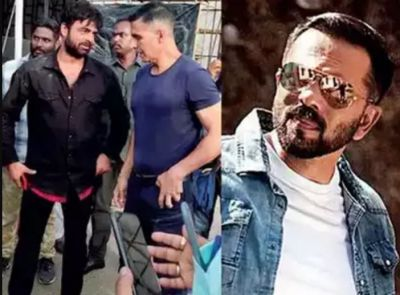 The man is trailing by Akshay-Rohit, will become an impactful villain in Sutyavanshi.