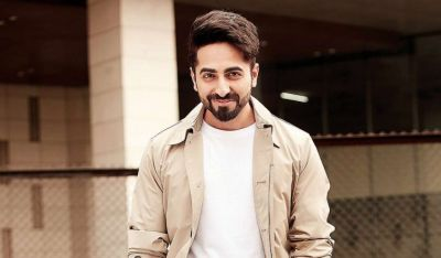 So Ayushman is very desperate about this, says,
