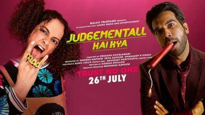 On Kangana's this mistake Balaji Telefilms had to apologize, they say,