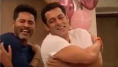 VIDEO: Salman and Prabhu Deva shook legs on this hit song; see here!
