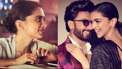 Another romantic photo shared by Deepika after Ranveer's birthday!
