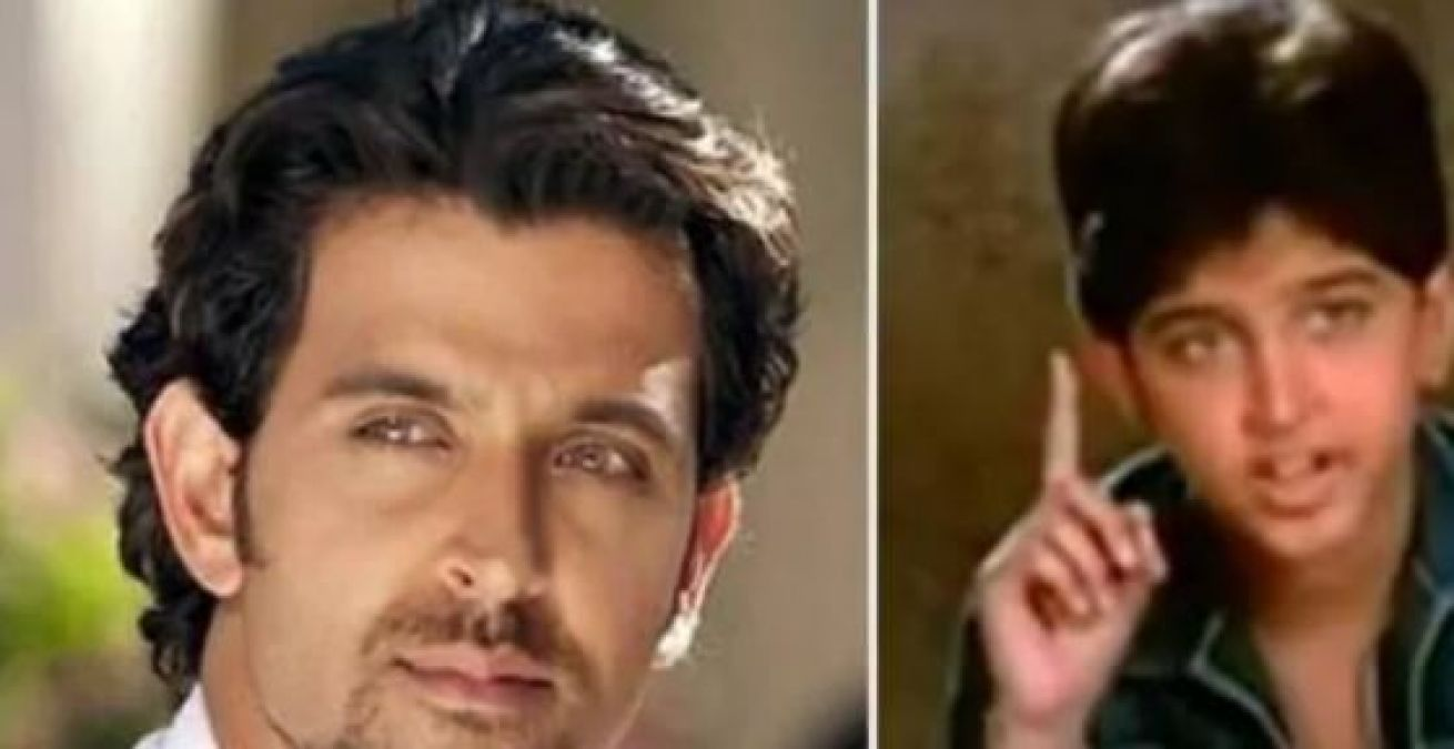 39 years ago, Hrithik made his Bollywood Debut, rocked withThese Films!