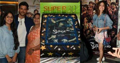 Super-30: Famous Bollywood celebs gather at the Screening