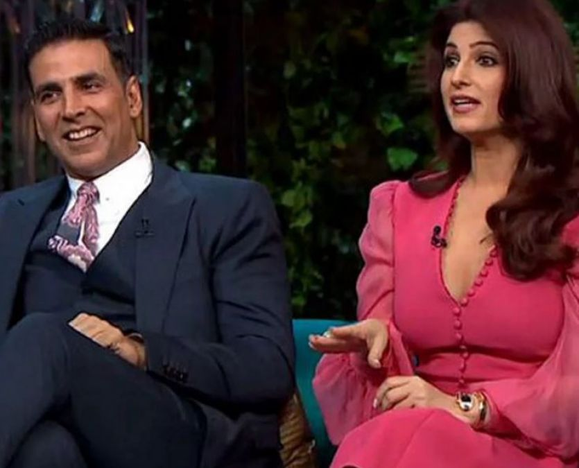 After 18 years of marriage, Akshay's big reveal on Twinkle will amaze you!