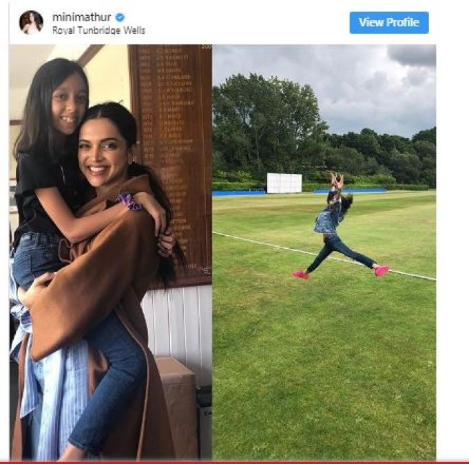 83: You will be shocked to know Deepika's new friend!