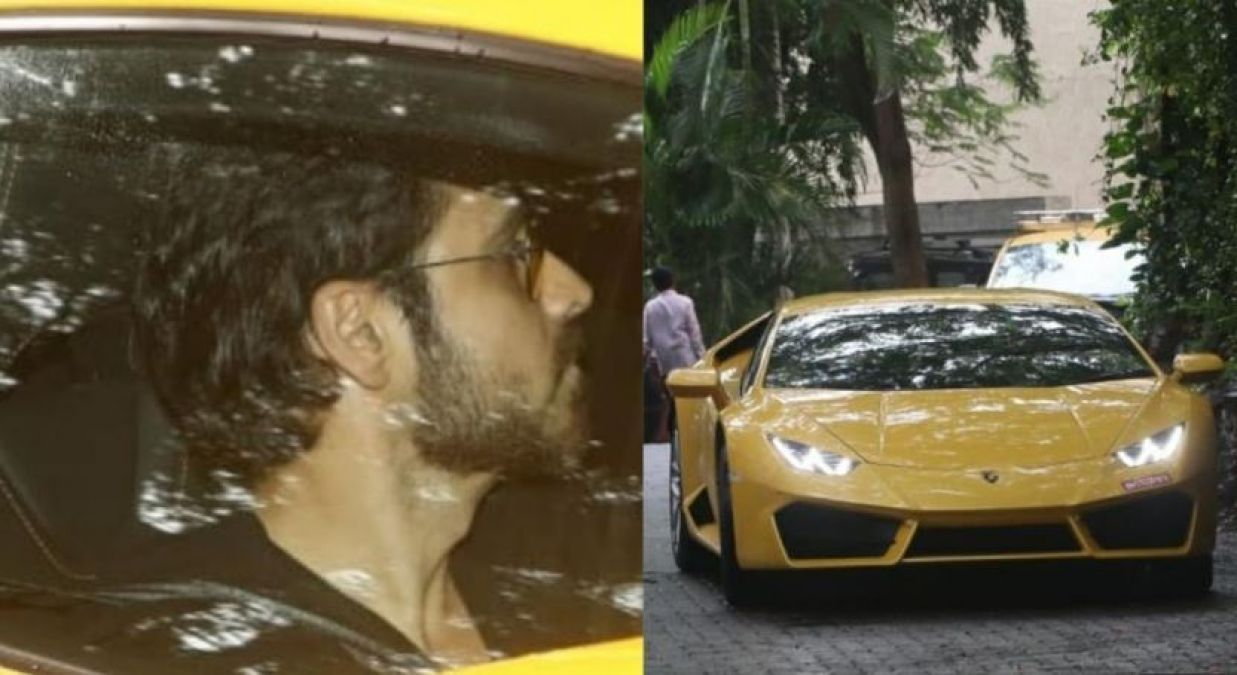 People didn't like Emraan's Lamborghini, did such comments!