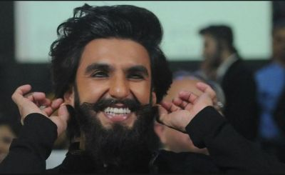 Ranveer Singh looked so dirty earlier, the picture getting viral