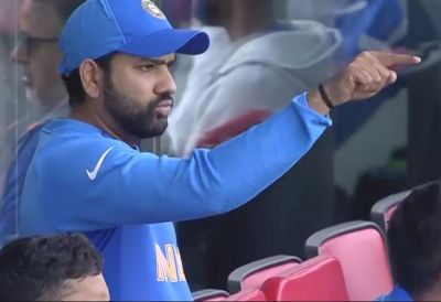 Rohit Sharma becomes fans of Jadeja's innings and swordsmanship, said,