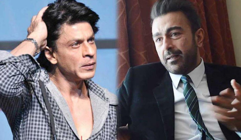 Pakistani actor criticised Shah Rukh; fans teach him a lesson!