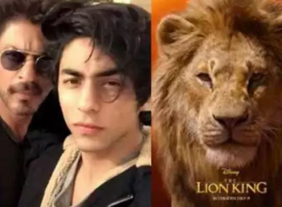 Shah Rukh had to do a lot more efforts because of son Aryan, know why!