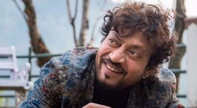 Co-actress became emotional after seeing Irrfan's picture