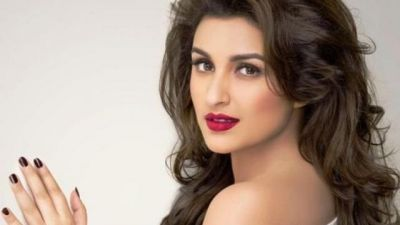 Parineeti spoke on the relationship with this assistant director,