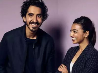 Radhika Apte-Dev Patel to appear in British-American film, Intimate Photo Leaked