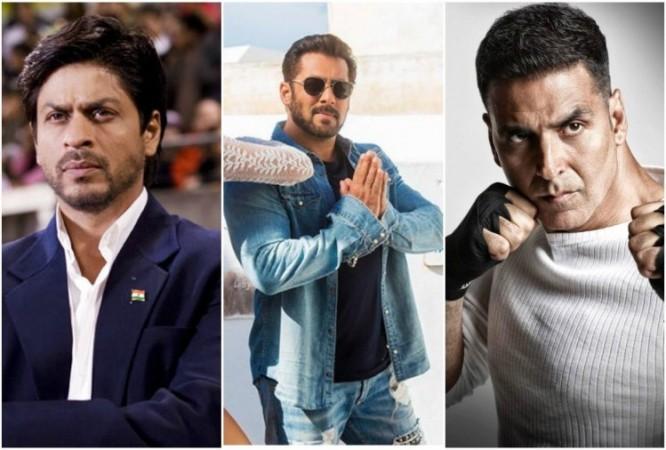 ये हैं बॉलीवुड के 5 सबसे अमीर अभिनेता, पानी की तरह आता है पैसा