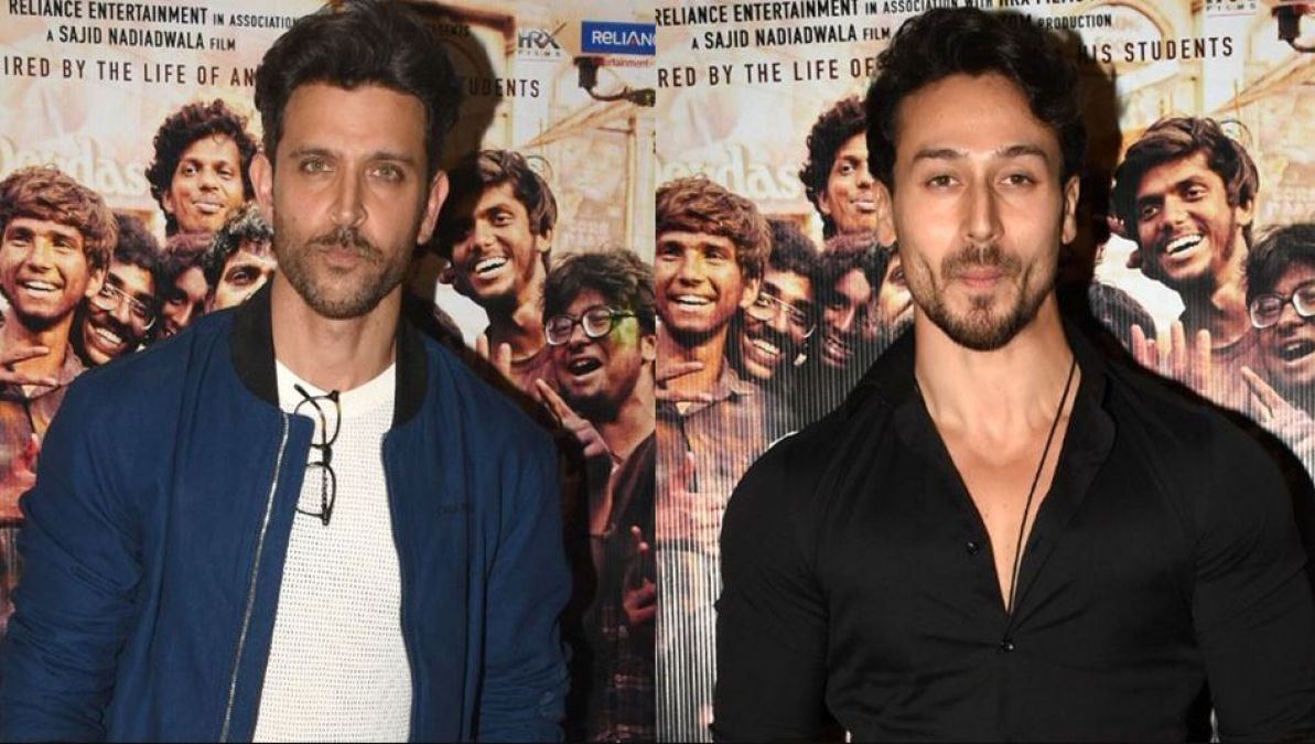 Fans to get a double dose of action, a film that will show Tiger-Hritik together!
