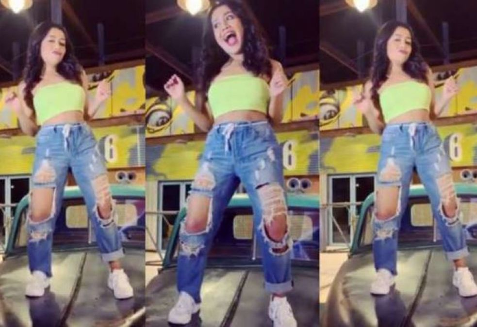 VIDEO: Neha Kakkar danced fiercely on this song making fans crazier!