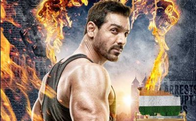 The release date of Satyamev Jayate 2 came to the fore, John again appeared in Patriotic avatar