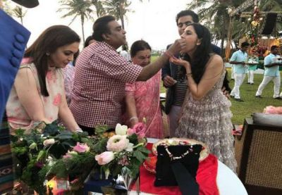 Ambani family Celebrates daughter-in-law Shloka's birthday, see special photos!