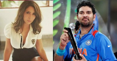 Yuvraj Singh's ex-girlfriend is having an affair with THIS famous player?