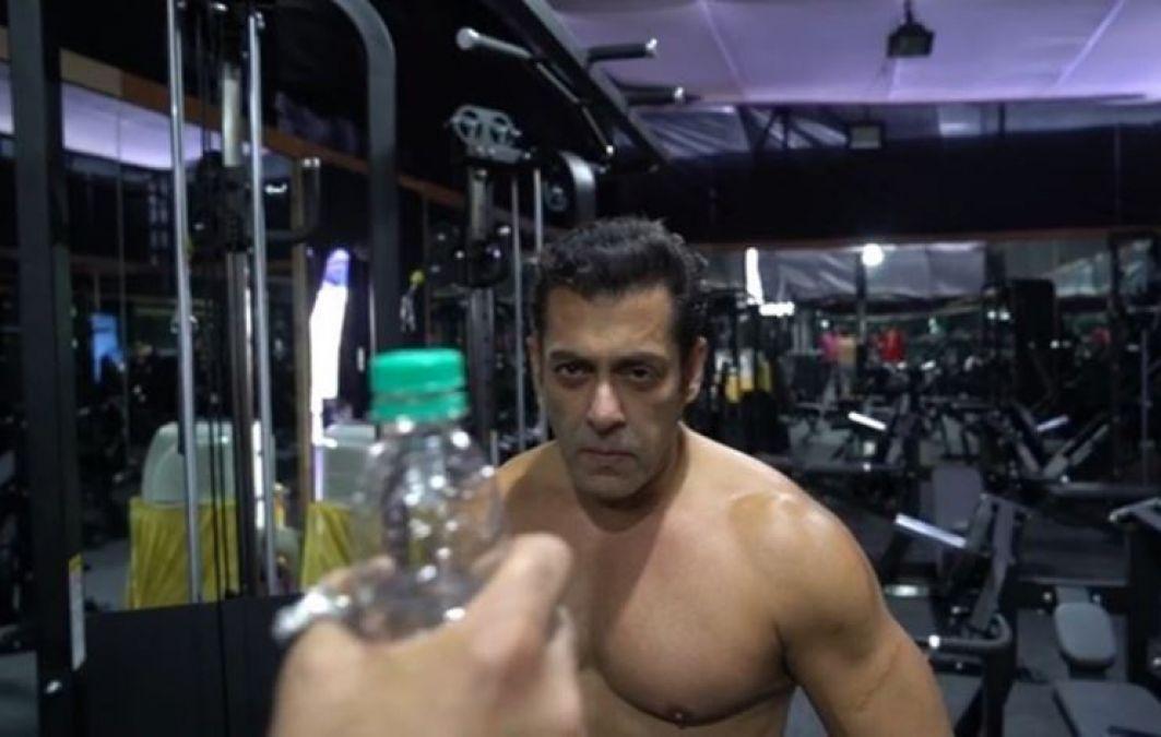 सलमान ने शेयर किया Bottle Cap Challenge वीडियो, दिया ये खास मैसेज