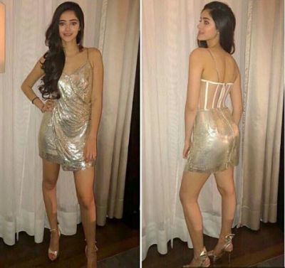 Ananya Pandey's glamorous photo surfaced from 'Pati Patni aur Woh '