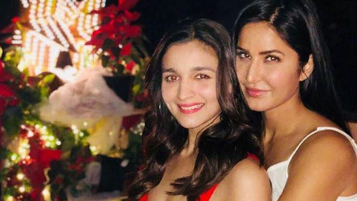 Alia Bhatt's Special Wish On Katrina's Birthday, read what she wrote!