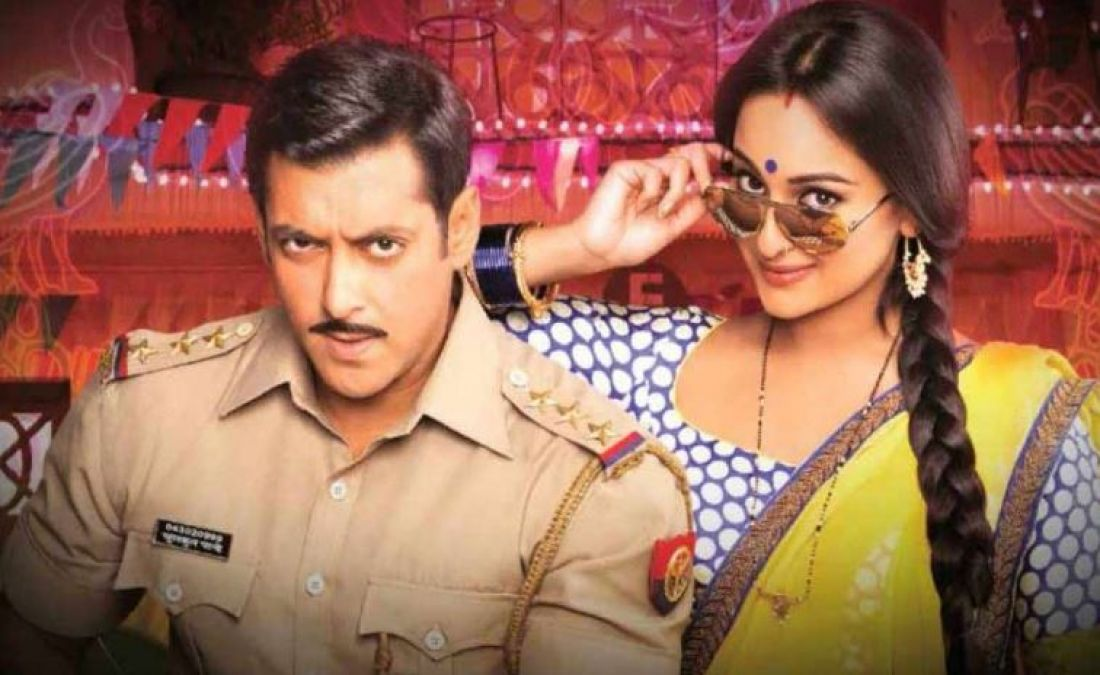 Dabangg 3: Another Actress to enter Besides Sonakshi, Will Chulbul Romance her?