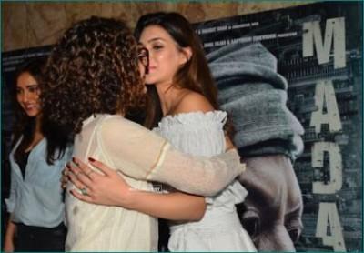 Kangana becomes Kriti's fan after watching Mimi trailer, praises her